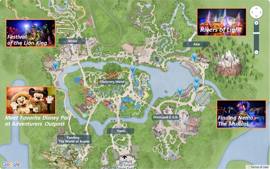 【2018年wdw家族旅行 6】disney S Animal Kingdom Theme Parkはアバターの新